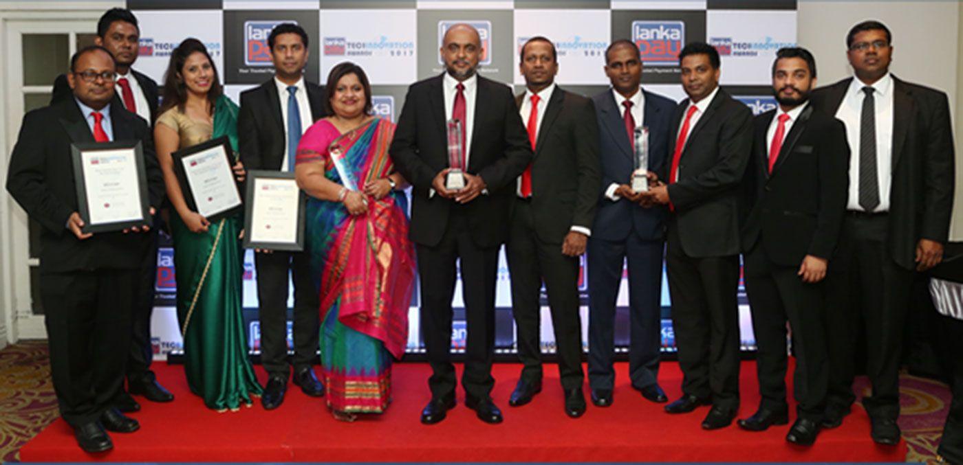 LOLC Finance wins three Awards