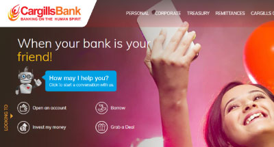 Cargills Bank launches Fortunaglobal's ChatBot