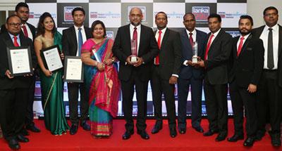 LOLC Finance Wins Three Awards At Lankapay Technnovation Awards 2017